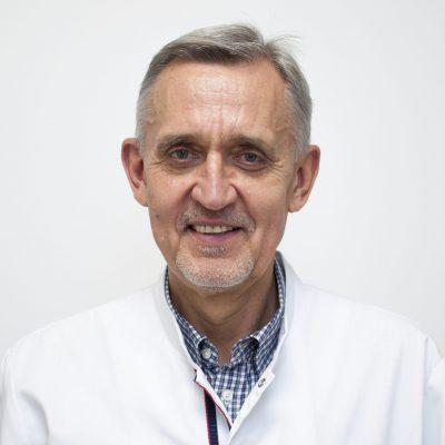 prof. dr hab. med. Paweł Chęciński
