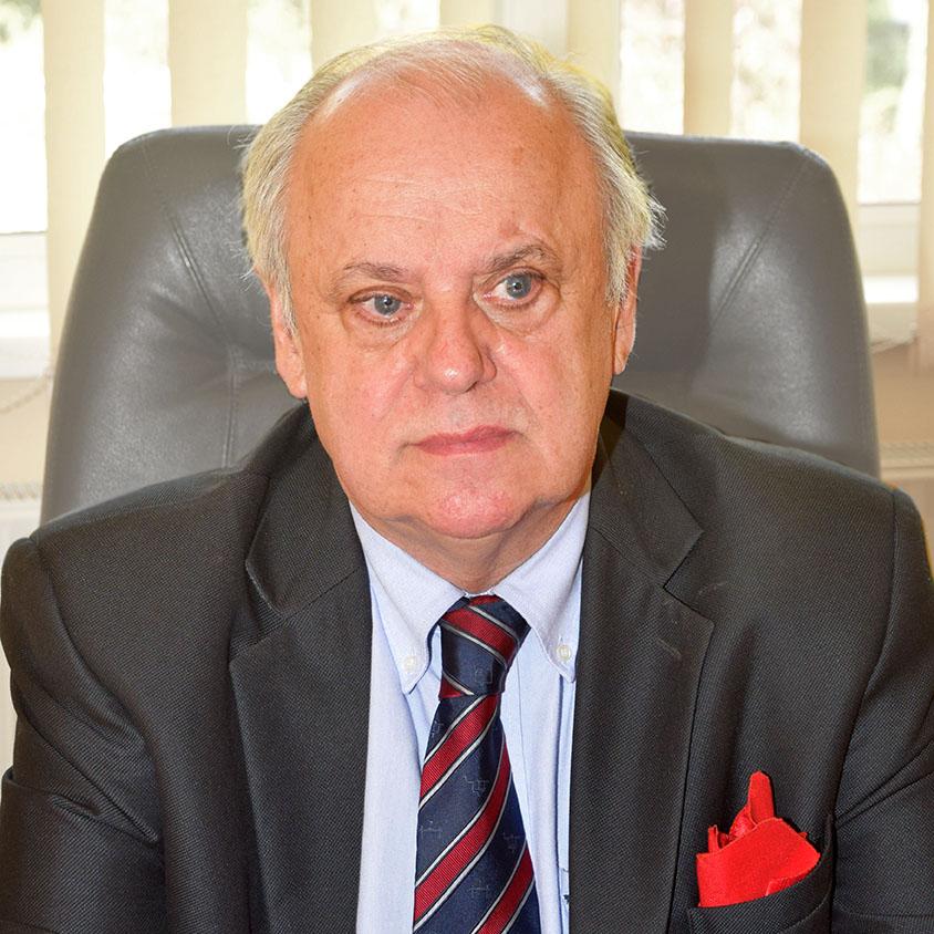 zdjęcie dyrektora dr n. med. witolda pstrąg-bieleńskiego