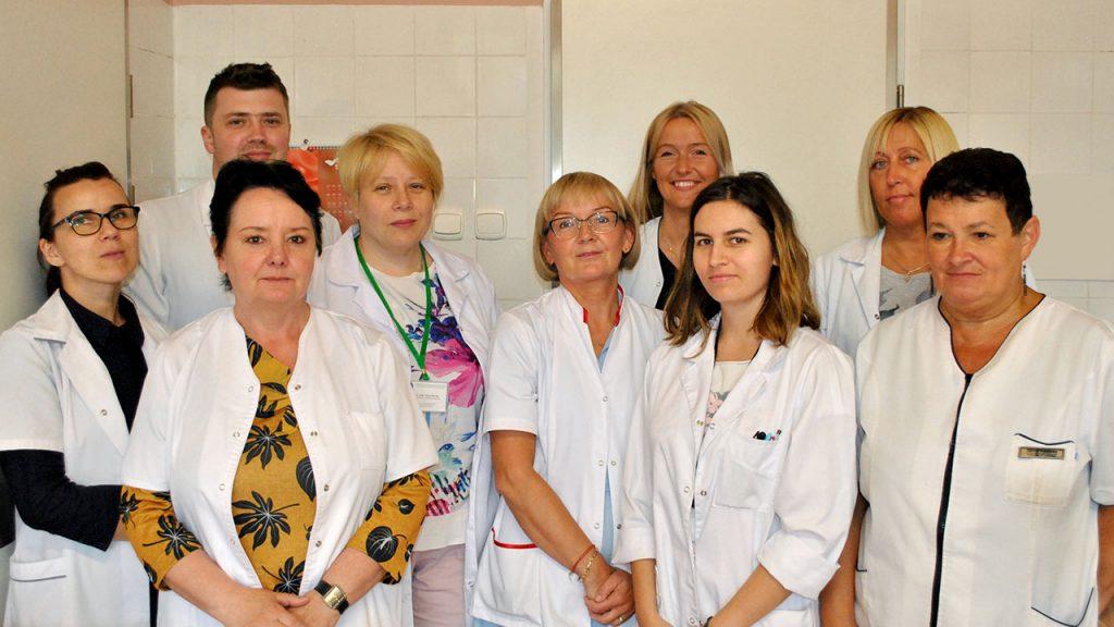 zespol zakladu diagnostyki laboratoryjnej