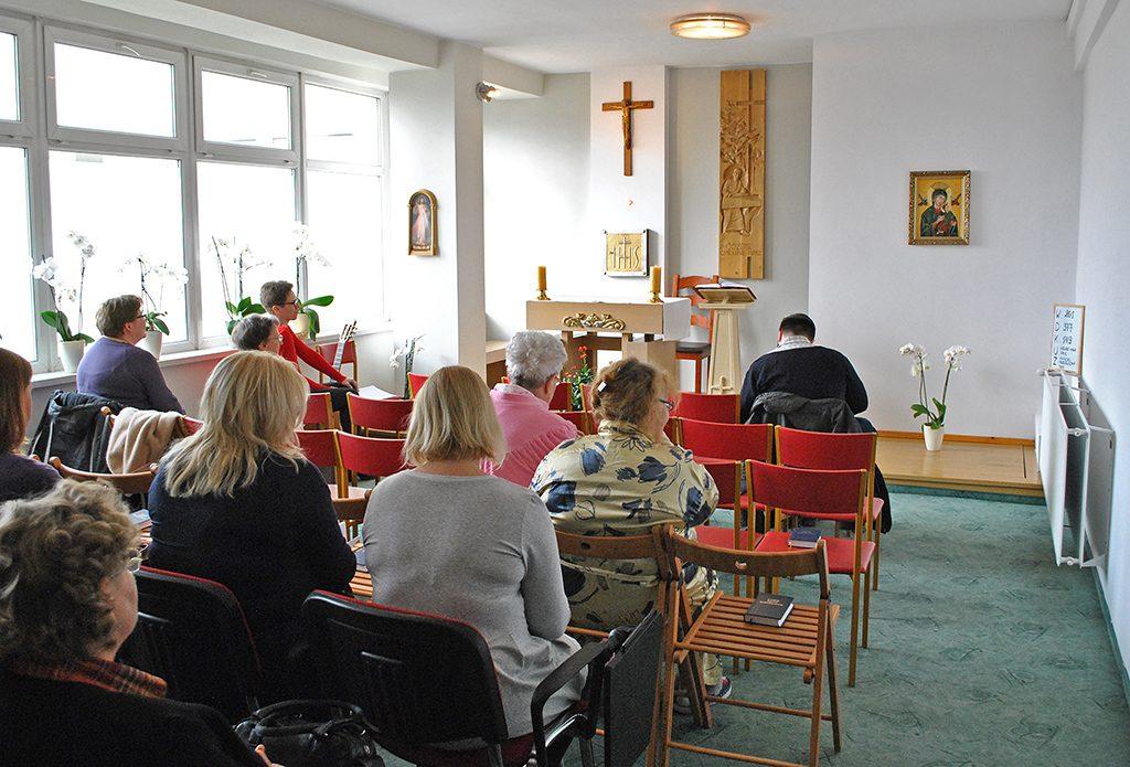 kaplica Szpitala MSWiA w Poznaniu