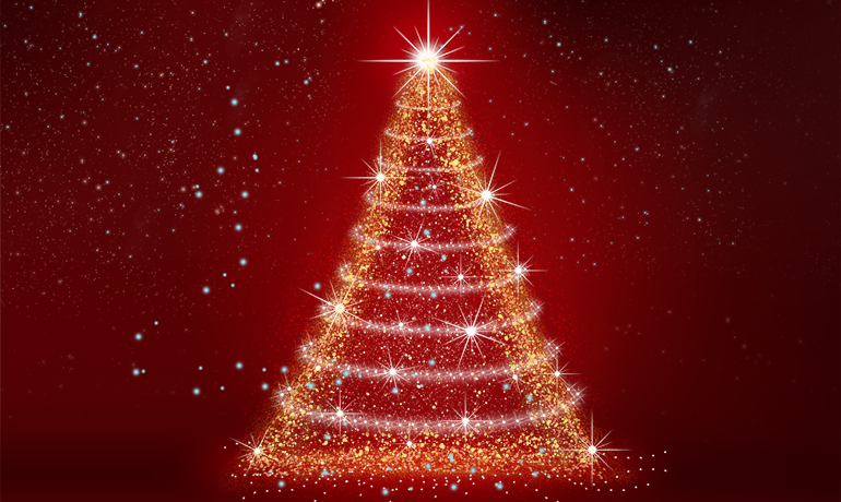 Życzenia z okazji Świąt Bożego Narodzenia oraz Nowego Roku