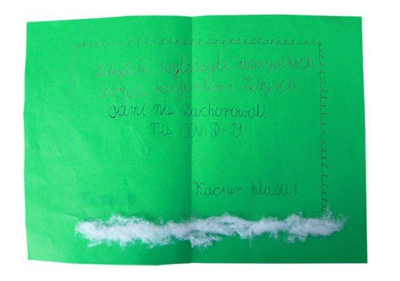 Przepiękne kartki od dzieci